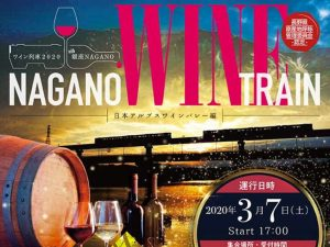 Nagano Wine Train - Tokyo, Japan