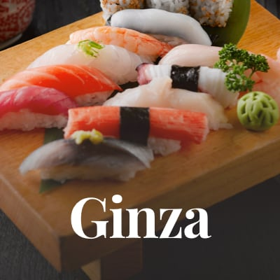 The Best of Ginza, Tokyo