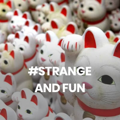 My Best Japan - Strange & Fun