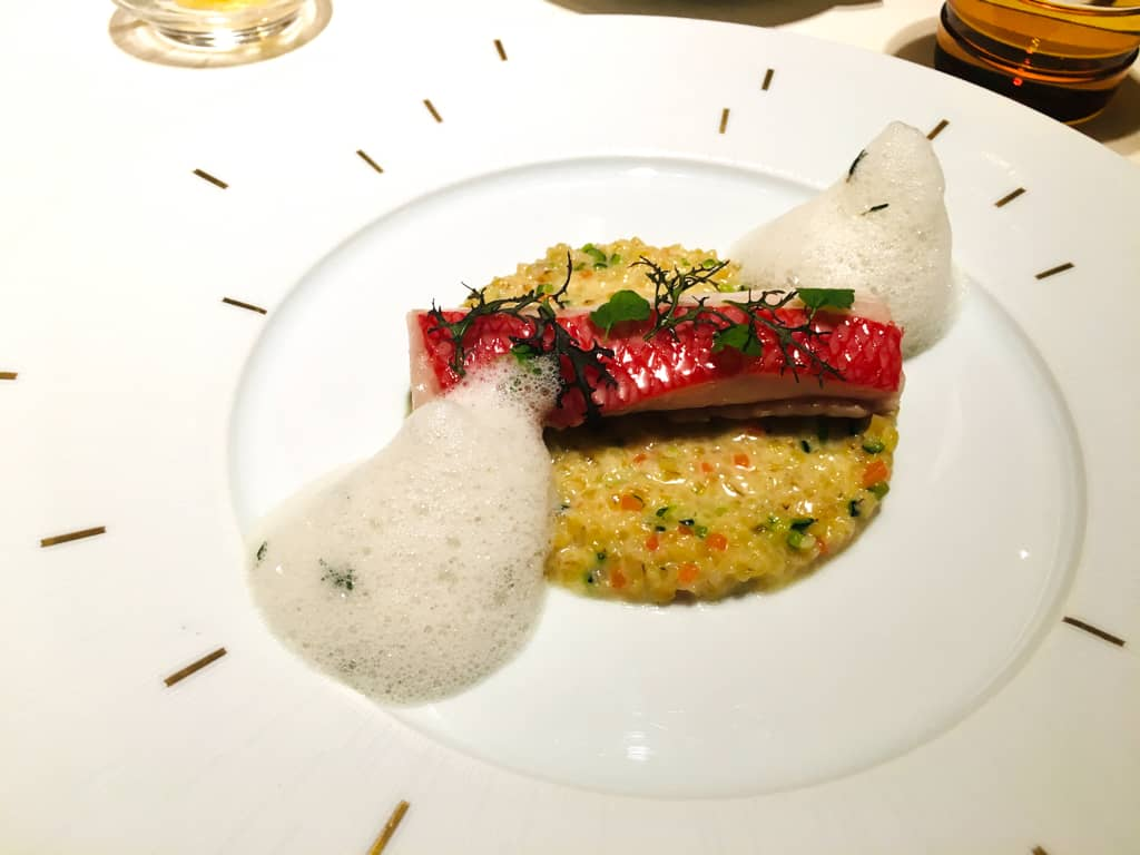 L'Osier fish