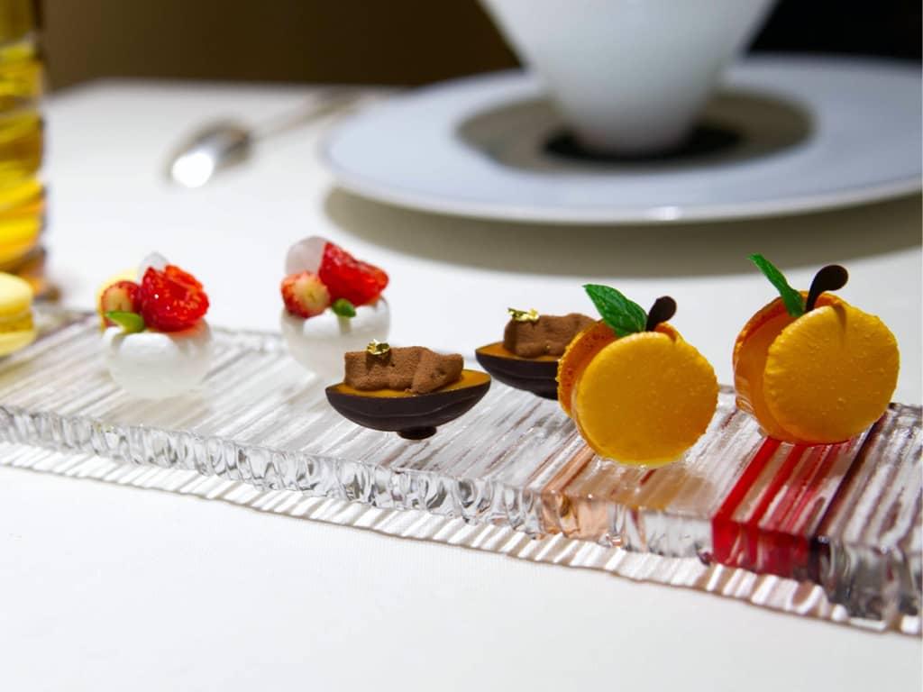 L'Osier - French Restaurant in Ginza, Tokyo