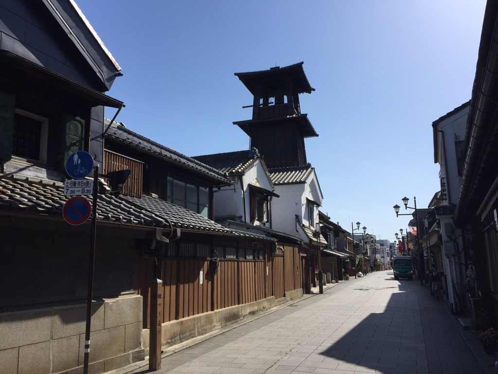 Kawagoe's Clock Tower, ranking 3