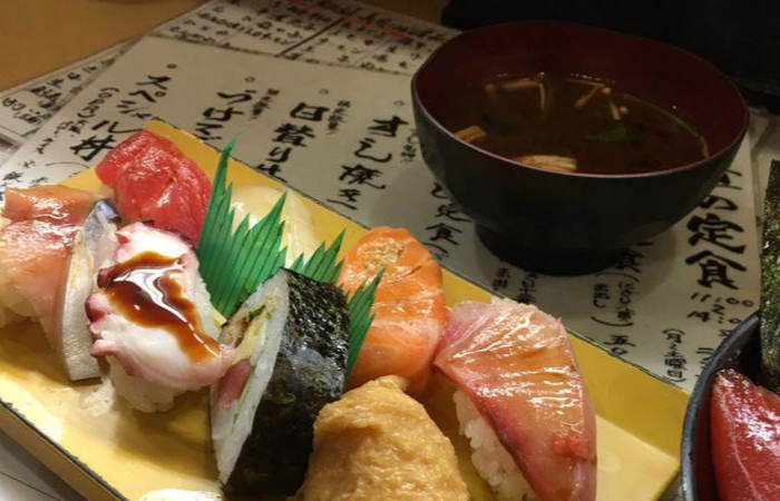 This is one of the best Osaka food tours as you'll delight on everything from fresh sushi to takoyaki.