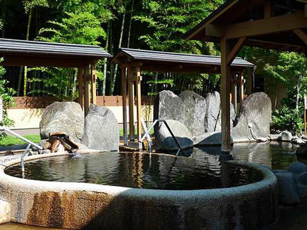 Saitama Seiganji Hot Spa ranks 5 in Saitama's must visit spots.
