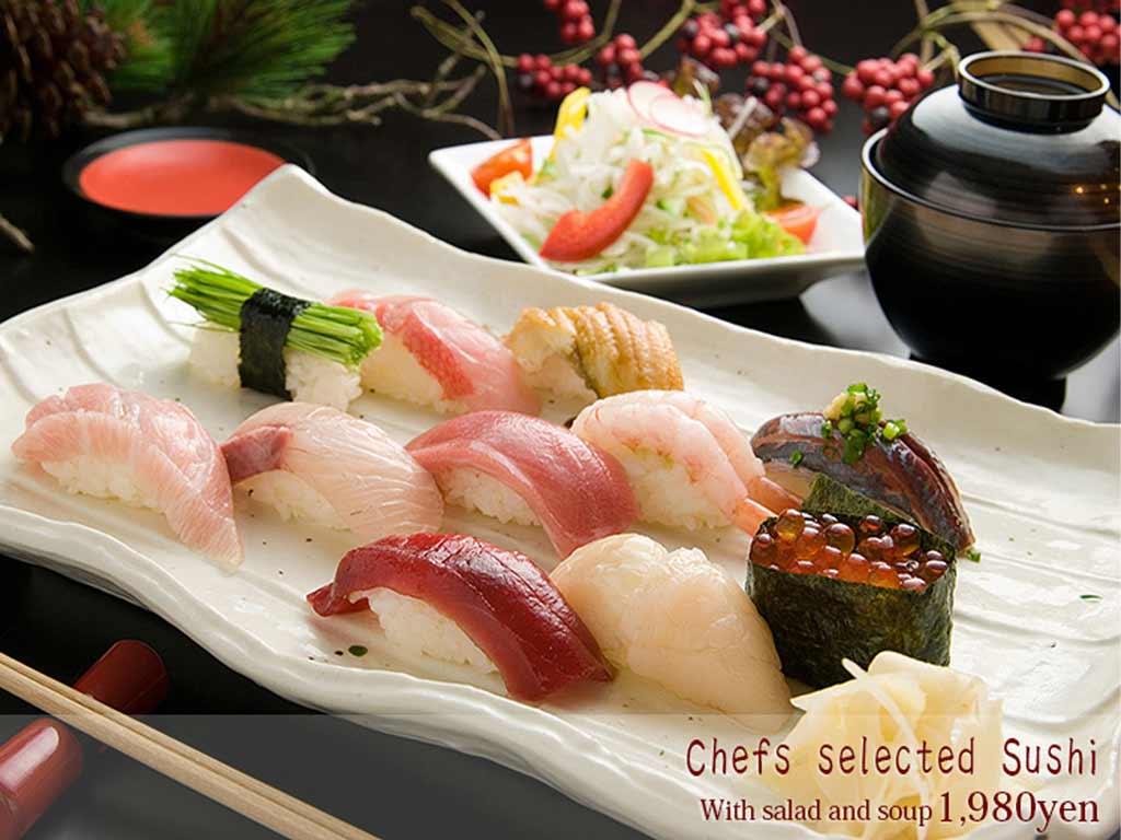 Sushi Sakai, ranking 2