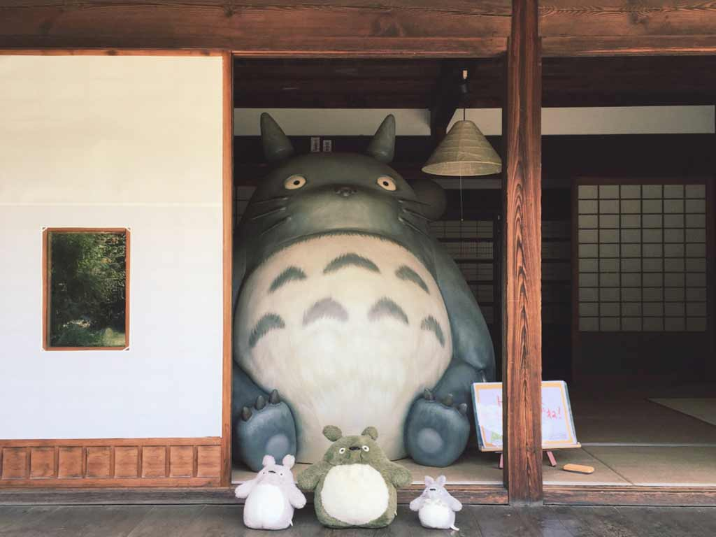 Totoro's Forest, ranking 4