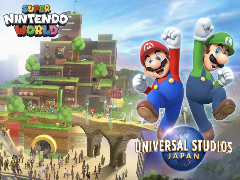 SUPER NINTENDO WORLD Amusement Theme Park