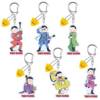 Osomatsu-san key chains