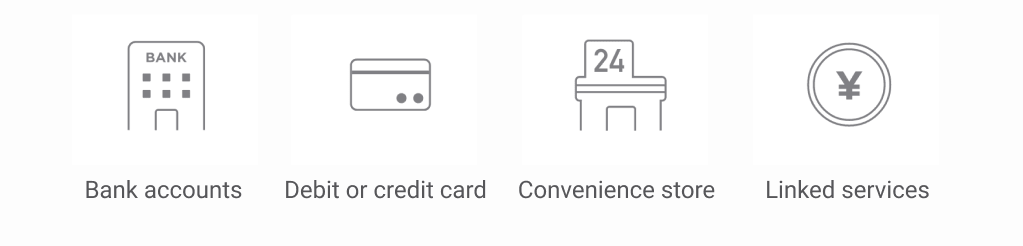 Ways to load your prepaid card as an alternative to getting a credit card in Japan
