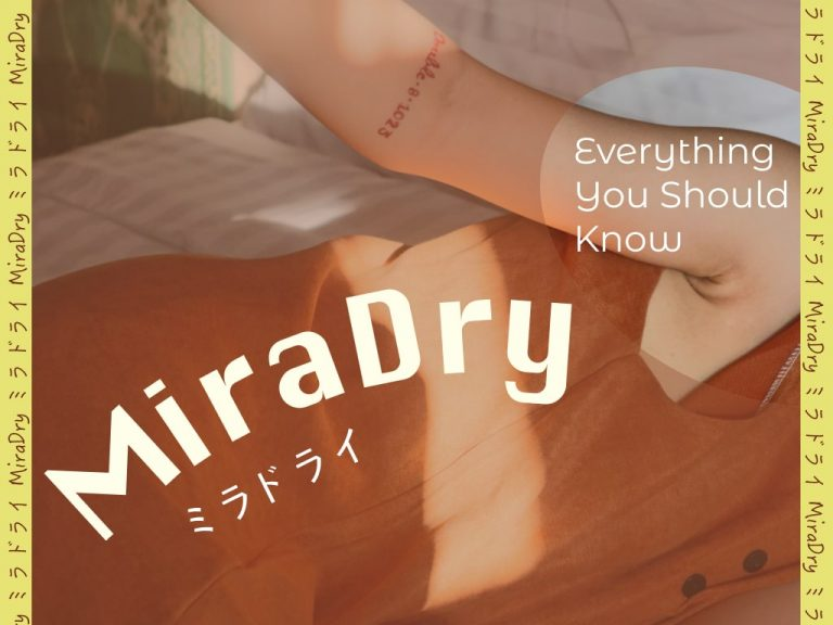 Getting miraDry in Japan | Everything You Should Know