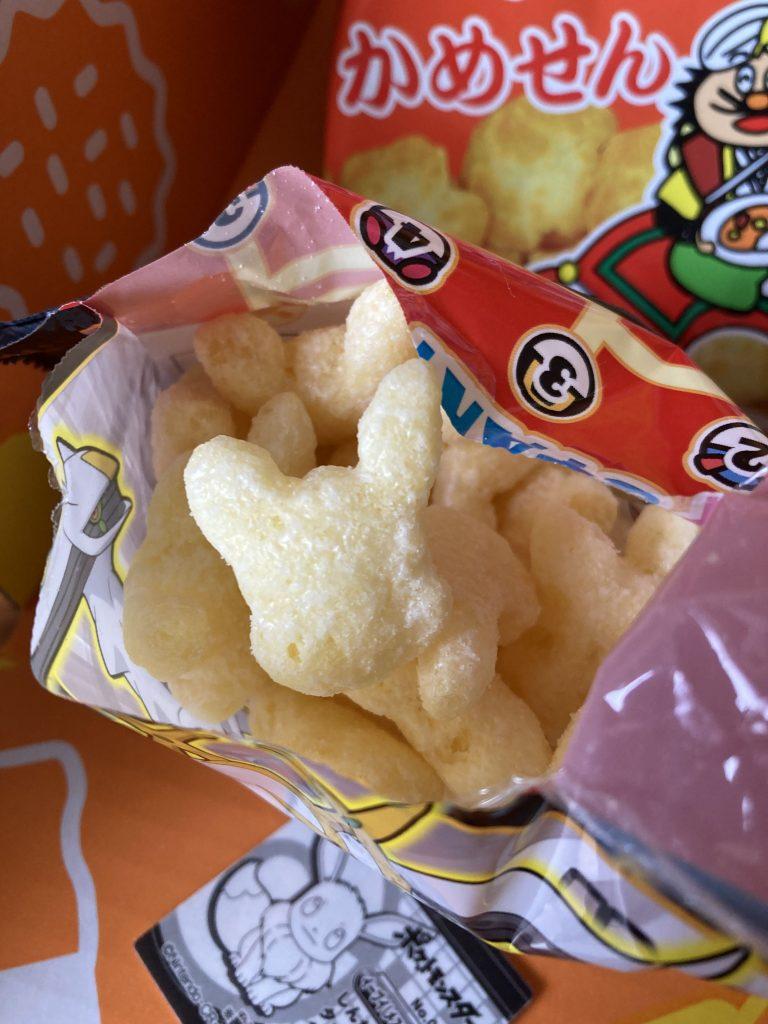 Pikachu-shaped chip